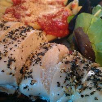 Ricotta and Artichoke-Stuffed Chicken Breasts