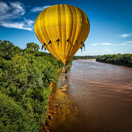 River Passage by Ron Meyers - Transportation Other