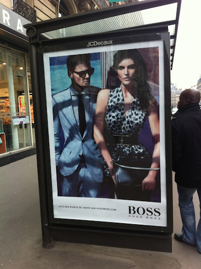 Boss Black Summer 2012 Campaign