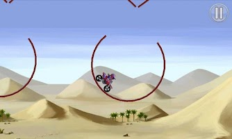 Screenshot of Bike Race Pro by T. F. Games
