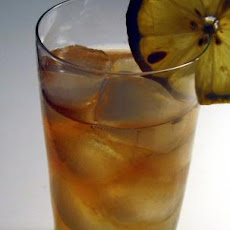 Cognac Highball
