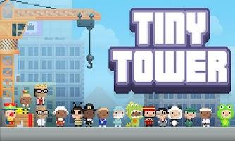 Screenshot of Tiny Tower