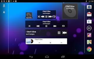 Screenshot of Music Player Pro