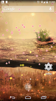 Screenshot of Spring cherry blossom fairy