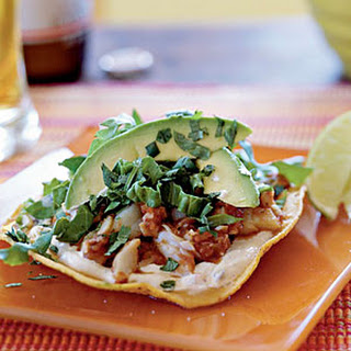 Chipotle Fish Tostadas
