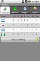 Screenshot of Football Club
