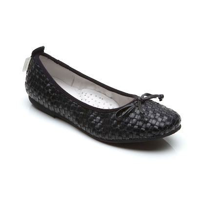 Step2wo Weave - Leather Pump SHOE