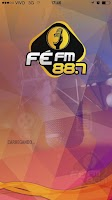 Screenshot of Rádio Fé FM