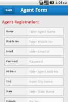 Screenshot of Recharge Mobile,DTH,DataCard.
