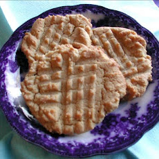 Irresistible Peanut Butter Cookies