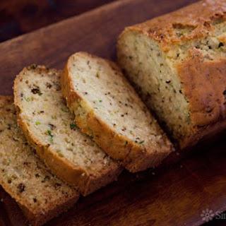Lemon Rosemary Zucchini Bread Recipes