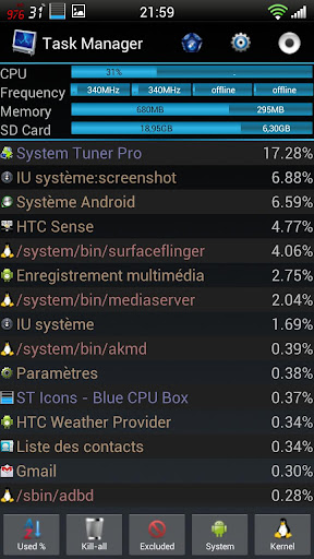 system-tuner for android screenshot