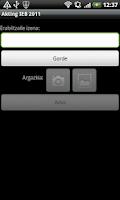 Screenshot of AKTING IEB2011