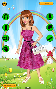 Teen Dressup Makeover Free - screenshot