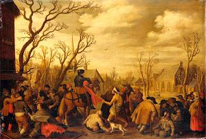 RIJKS: Joost Cornelisz. Droochsloot: painting 1623