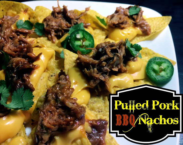 Barbeque Pork And Wonton Nachos Recipes — Dishmaps