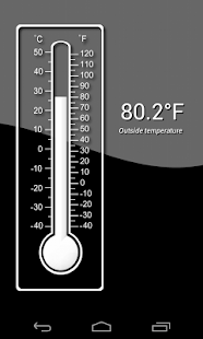 App Thermometer (+StatusBar +Wear) APK for Windows Phone