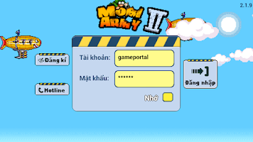Screenshot of Mobi Army II Online
