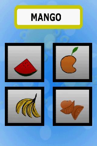 LilQuiz:Fruits