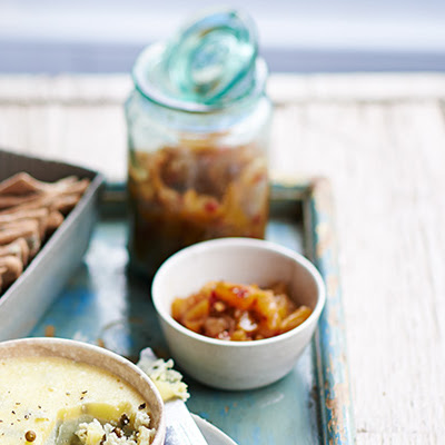 Peach & Chilli Chutney