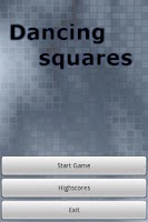 Screenshot of Dancing squares