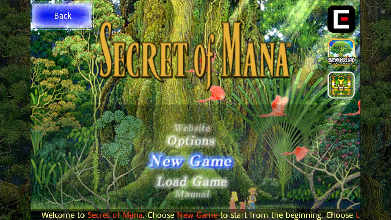 Secret of Mana Screenshot 0