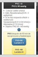 Screenshot of Código Sepsis