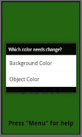 Screenshot of Canvas Paint Flashlight