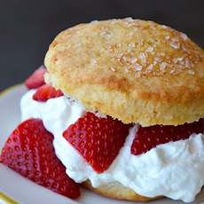 Easy Strawberry Shortcake with Whipped Cream