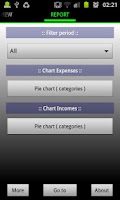 Screenshot of Money Box Expenses