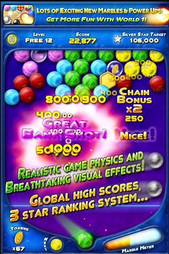 Bubble Bust! HD Bubble Shooter