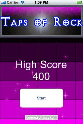 Taps of Rock