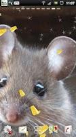 Screenshot of Cute Mouse Live Wallpaper