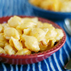 Grandma Sugar's Shell Macaroni and Cheese