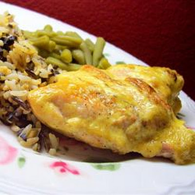 Dijonnaise Chicken