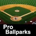 Pro Baseball Stadiums Teams icon