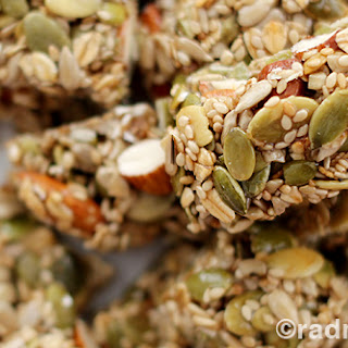 Seed & Nut Energy Bars