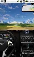 Screenshot of MXHome Theme Dashboard