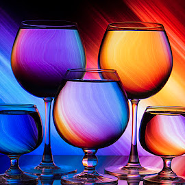 by Rakesh Syal - Artistic Objects Glass (  )