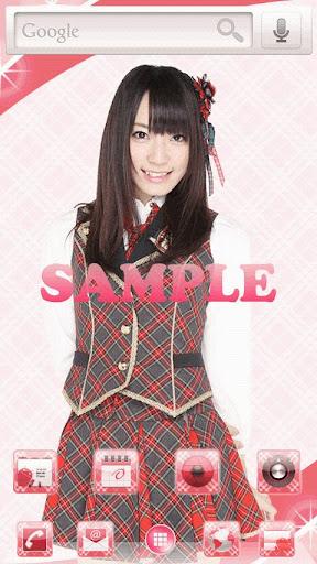 AKB48きせかえ 公式 松井咲子-TP-