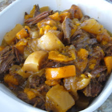 Orange Spice Pot Roast