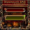 Steampunk GO SMS Theme
