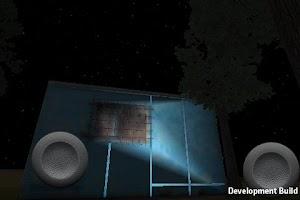 Screenshot of Slender mobile *alpha*
