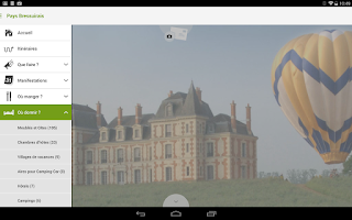 Screenshot of Pays Bocage Bressuirais Tour