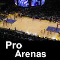 Pro Basketball Arenas Teams