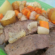 Swedish Pot Roast