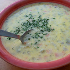 Crock Pot No-Fuss Potato Soup