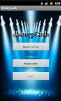 Screenshot of Million dollar money cash