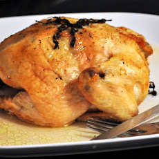 Roast Chicken with Thyme
