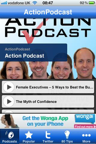ActionPodcast